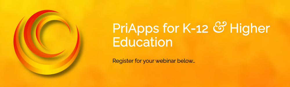 PriApps Print Management & Document Capture for K-12 and higher Education webinar